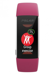 Polar A370 Ruby Bluetooth Fitness Tracker (Small) 90070095