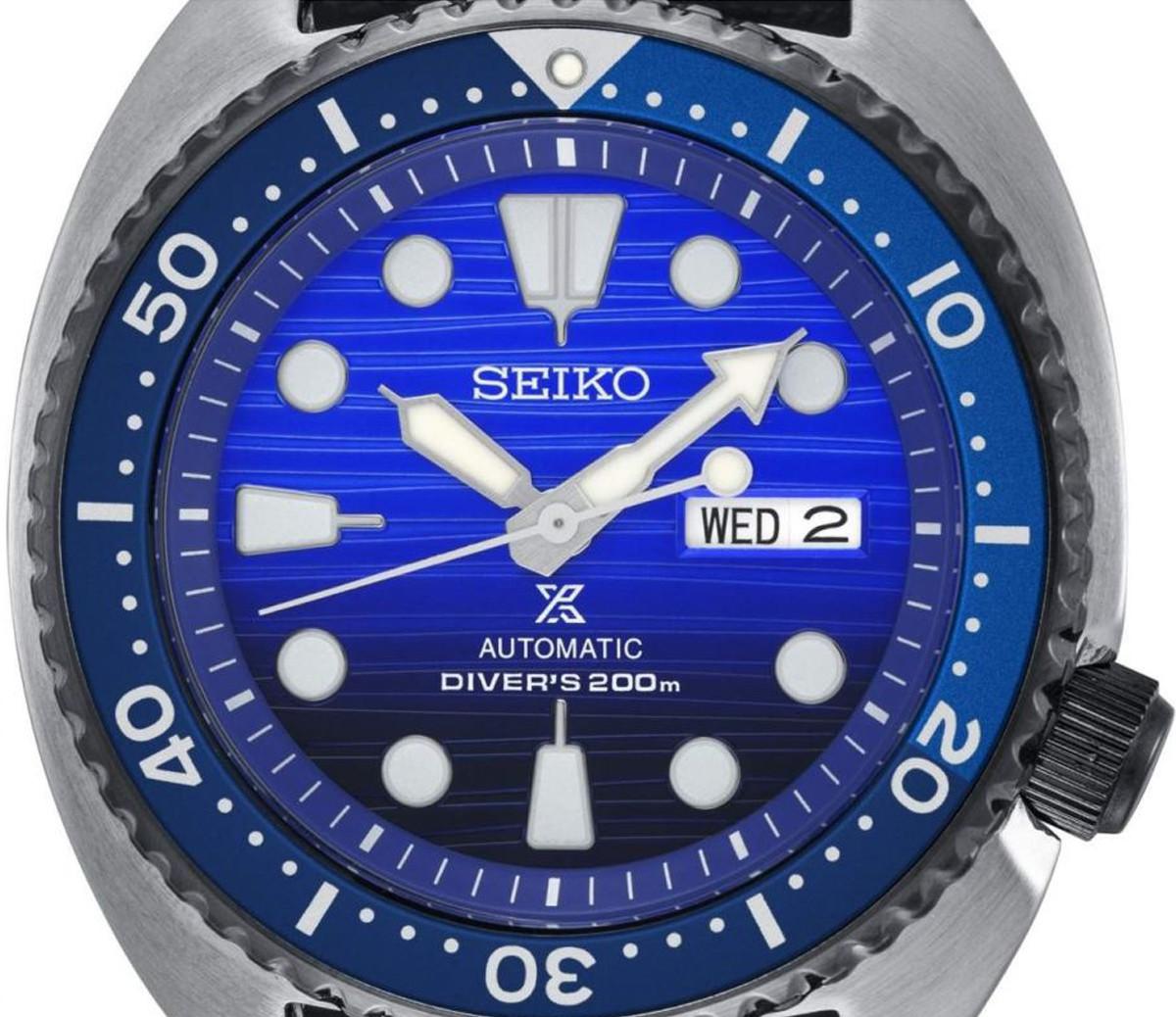 ac5d85460ca Seiko SRPC91K1 Turtle Prospex Save The Ocean Watch SRPC91K1