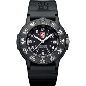 Luminox Original Navy SEAL Carbon Case Black Watch 3001