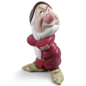 Nao Porcelain Disney Grumpy Figurine 02001814