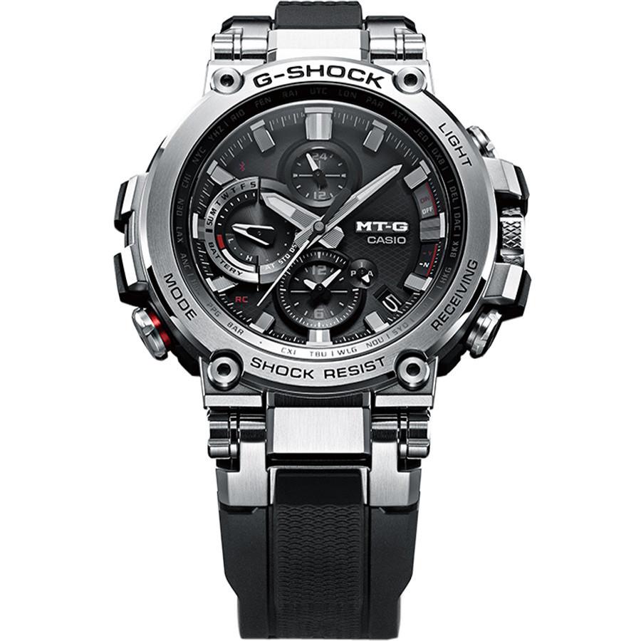 0de6145eb105 Casio G-Shock MT-G Bluetooth Radio Controlled Tough Solar Watch MTG ...