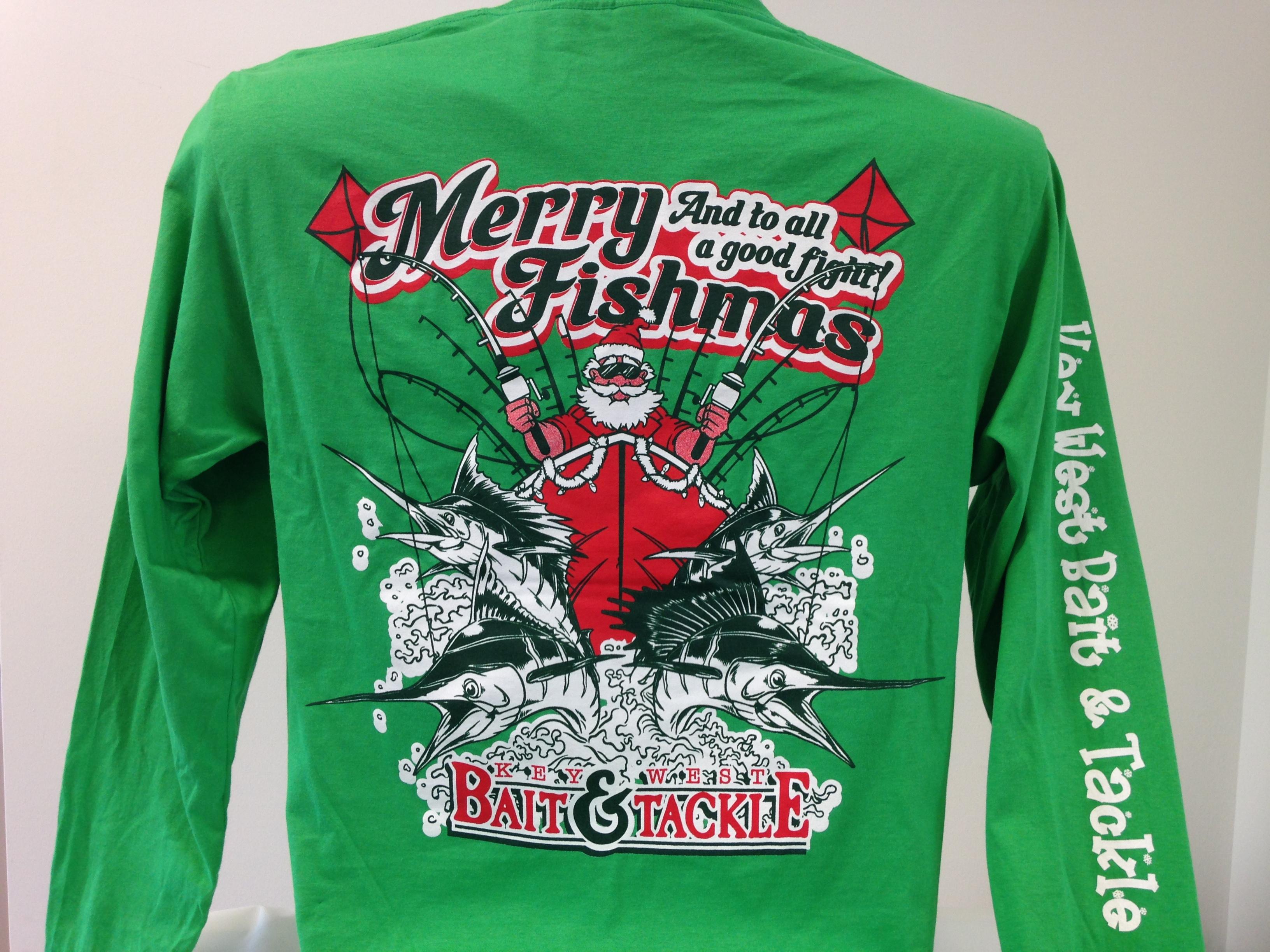 Merry Fishmas T-Shirt