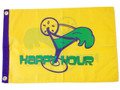 Happy Hour Martini Flag