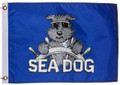 Sea Dog Bark-A-Neer Flag