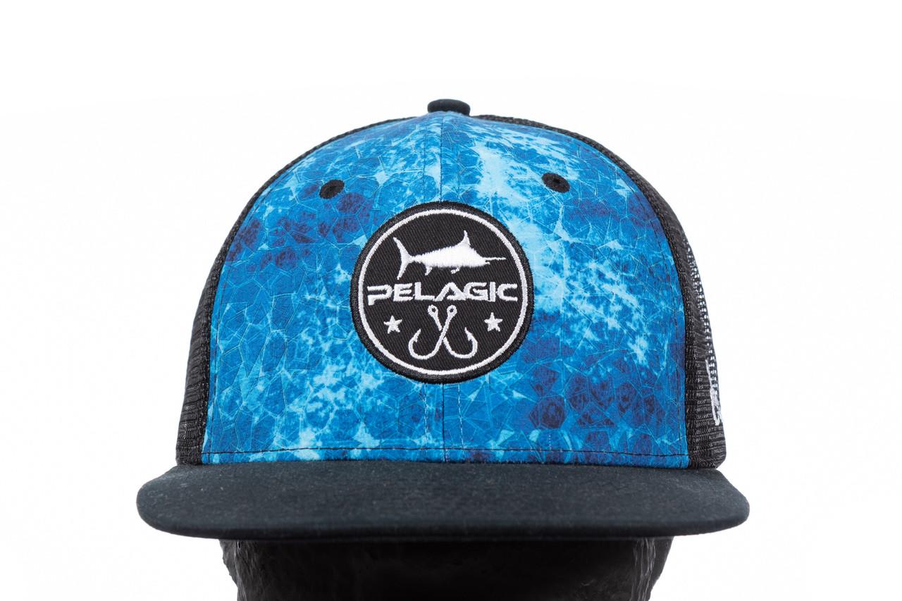 56602a54d74 Pelagic Snapback Hat - Key West Bait and Tackle