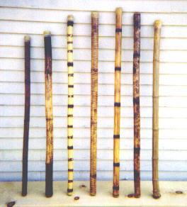 bamboo didgeridoos