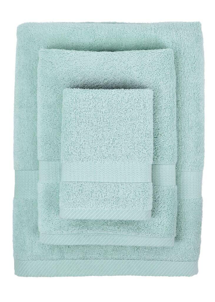 pure fiber light blue bamboo towels