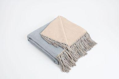 pure fiber throw blankets