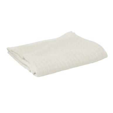 Bed Voyage Crib Blanket - Ivory