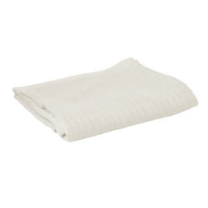 Bed Voyage Travel/Throw Blanket - Ivory