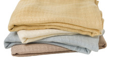 Bed Voyage Travel/Throw Blankets - Stack