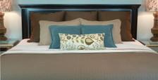 Bed Voyage Coverlet - Mocha