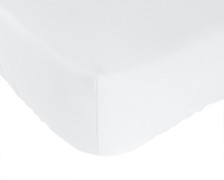 Bed Voyage Crib Sheet - Ivory