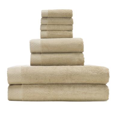 Bed Voyage Towel Bundle - Champagne