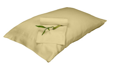 Bed Voyage Pillowcase - Butter