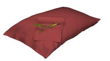 Bed Voyage Pillowcase - Cayenne
