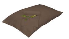 Bed Voyage Pillowcase - Mocha