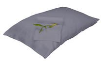 Bed Voyage Pillowcase - Platinum