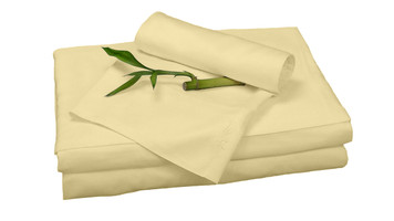 Bed Voyage Sheet Set - Butter