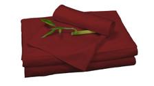 Bed Voyage Sheet Set - Cayenne