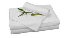 Bed Voyage Sheet Set - White