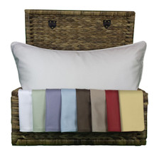 Bed Voyage Standard Shams - Stack