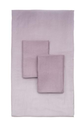 Dip Dye Bamboo Sheet Set - Lavender