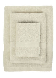 Bamboo Towel Set - Ecru too