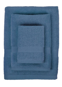 Bamboo Towel Set - Midnight Blue too