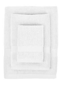 Bamboo Towel Set - White too