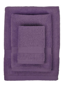Bamboo Towel Set - Purple too