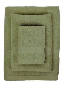 Bamboo Towel Set - Sage Green too