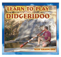 Learn to Play Didgeridoo - DVD