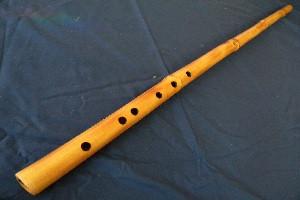 Bamboo Staff Flutes / Martial Arts Flutes
