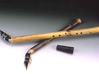Original Bamboo Saxophone
