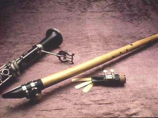 Bamboo Clarinets