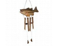 Big Mouth Bass Wind Chime