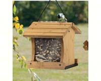 Premium Bamboo Ranch Feeder