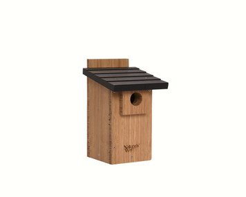 Bamboo Bluebird Viewing House
