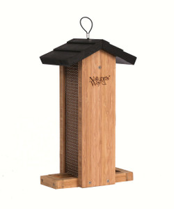 Bamboo Vertical Mesh Feeder