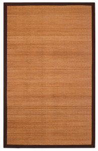 Villager Natural Bamboo Area Rug