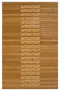 "24"" X 36"" Bamboo Kitchen and Bath Mat"