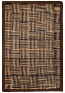 Pizzelle Bamboo Rug