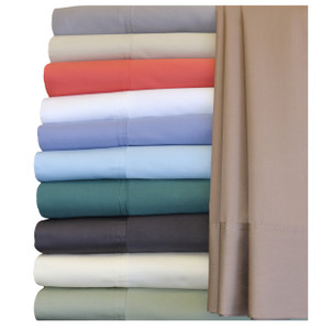 Hybrid Collection Pillow Cases, Bamboo-Viscose Cotton Blend