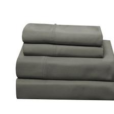 Abripedic Bamboo Viscose Sheet Set Collection - Taupe-Gray