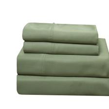 Abripedic Bamboo Viscose Sheet Set Collection - Calliste-Green