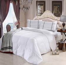 Royal Hotel Collection 100% Bamboo Down Alternative Comforter