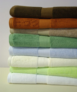 Abundance Bamboo Blend 6 Piece Towel Set