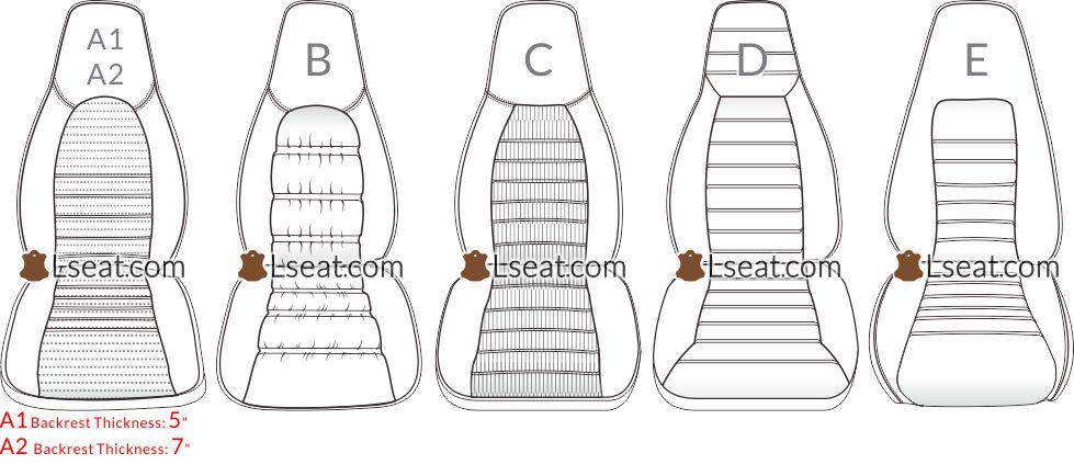 924 928 944 968 seat pattern
