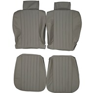1975-1983 BMW E21 316 320i Standard Custom Real Leather Seat Covers (Front)